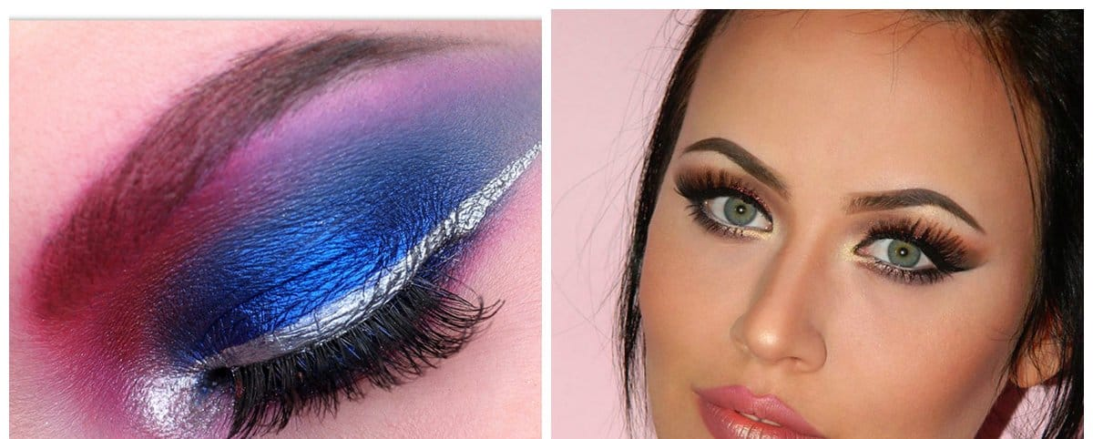 popular makeup palettes 2018, mandarine eyeshadow, ultramarine eyeshadow