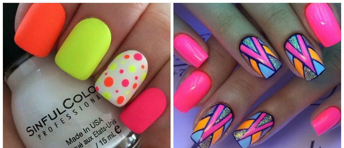 Outstanding Summer Nail Colors Festooning - Nail Art Ideas ...