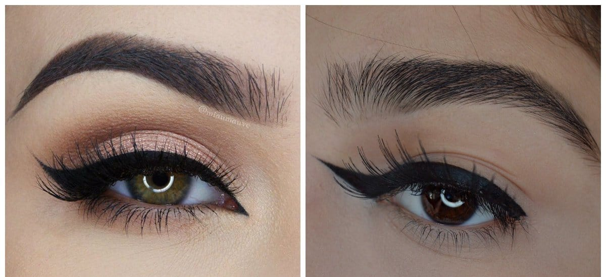eyeliner trends 2018, stylish ideas and tips