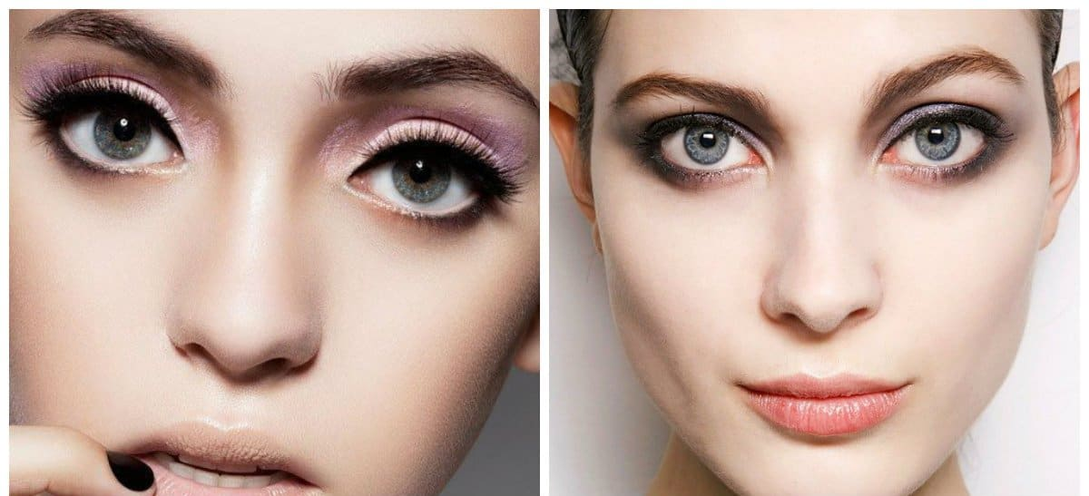 eyeliner trends 2018, eye makeup for round eyes