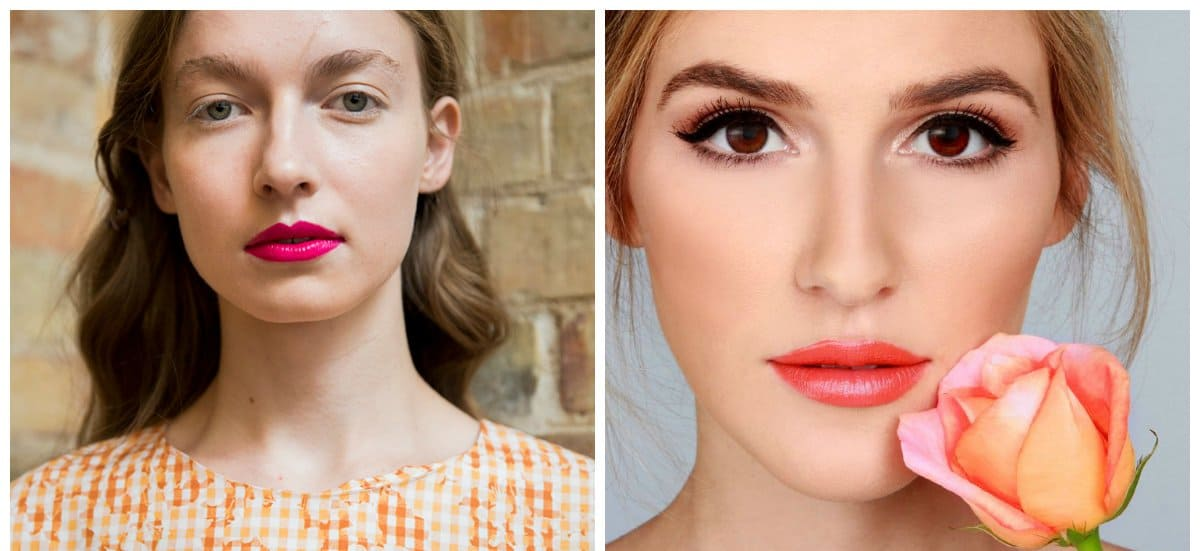 top beauty trends 2018, stylish lip trends 2018
