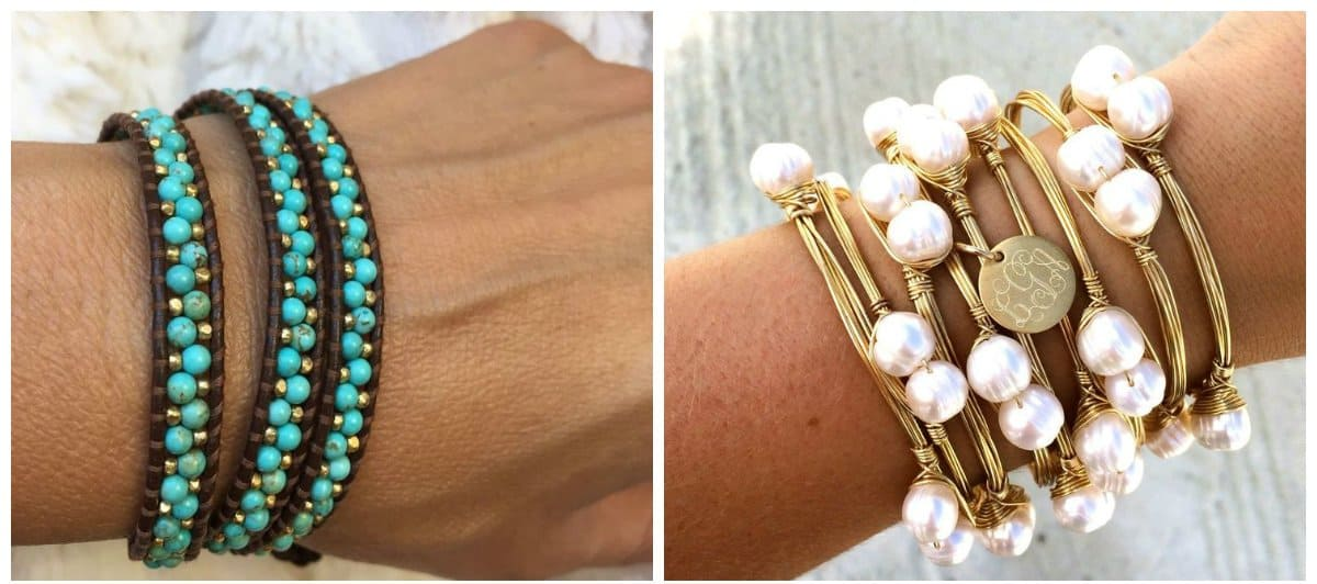 fashion jewelry 2018, stylish bracelets
