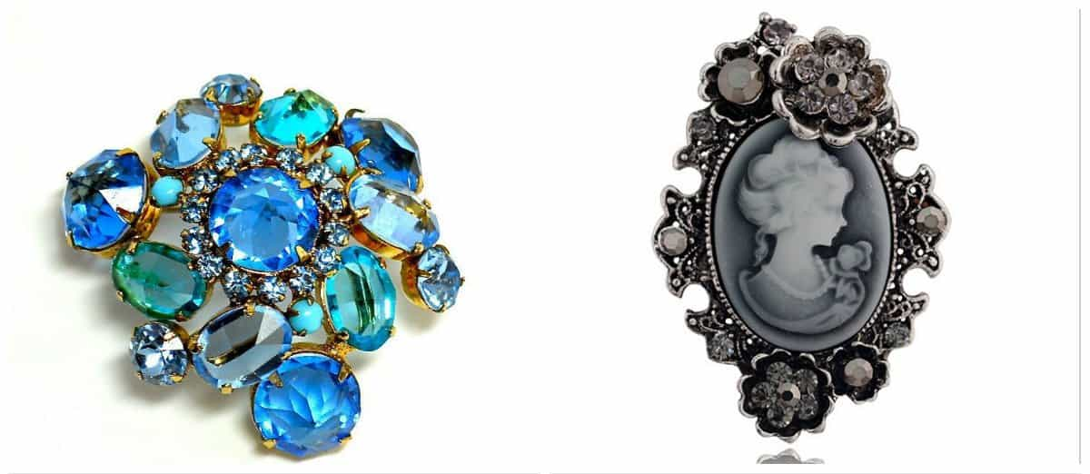 fashion jewelry 2018, fashion brooches