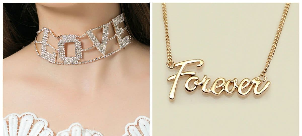 fashion jewelry 2018, stylish choker