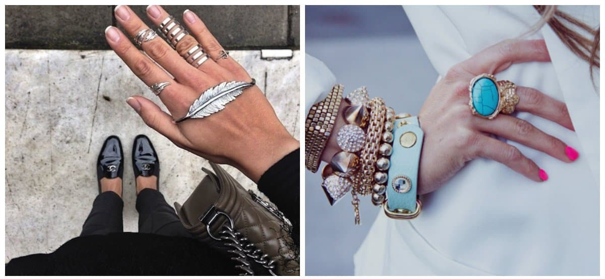 2018 Fashion Rings