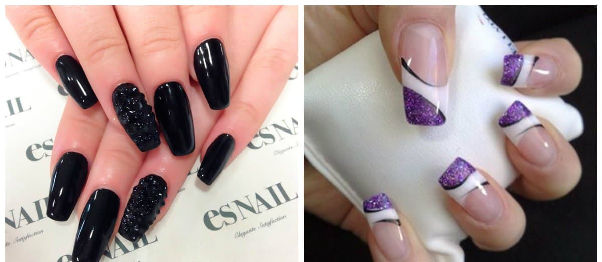 gel nails 2018, stylish tips and tricks for gel nails