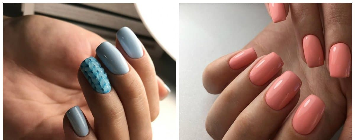 nail colour trends 2018, stylish shades of 2018