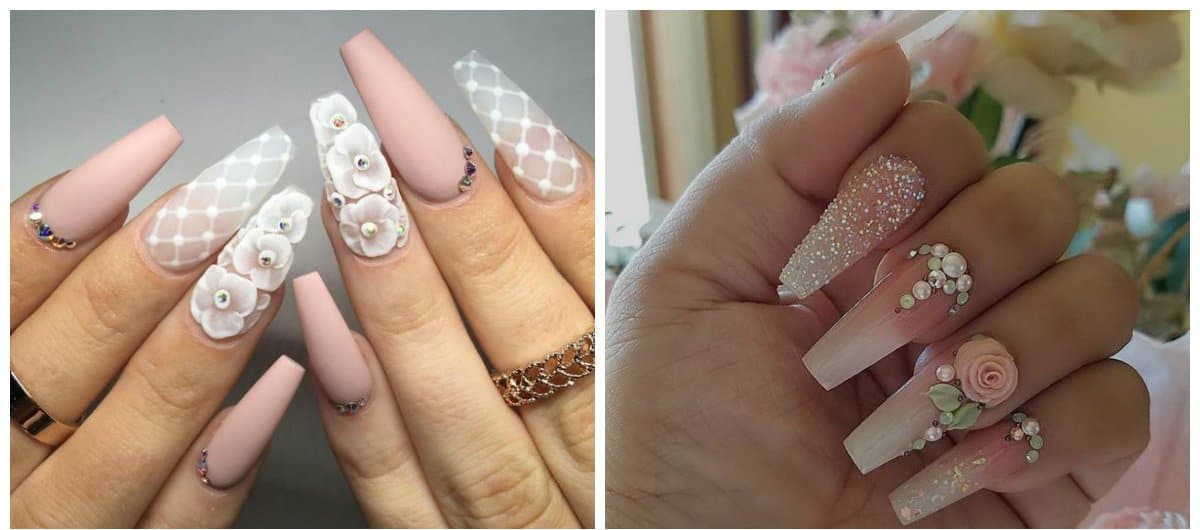 New nail designs 2018: styles and techniques of nail designs 2018