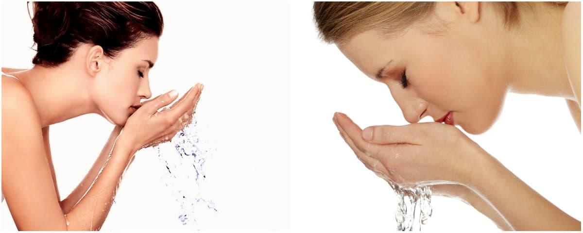 How to remove makeup: Skin procedures