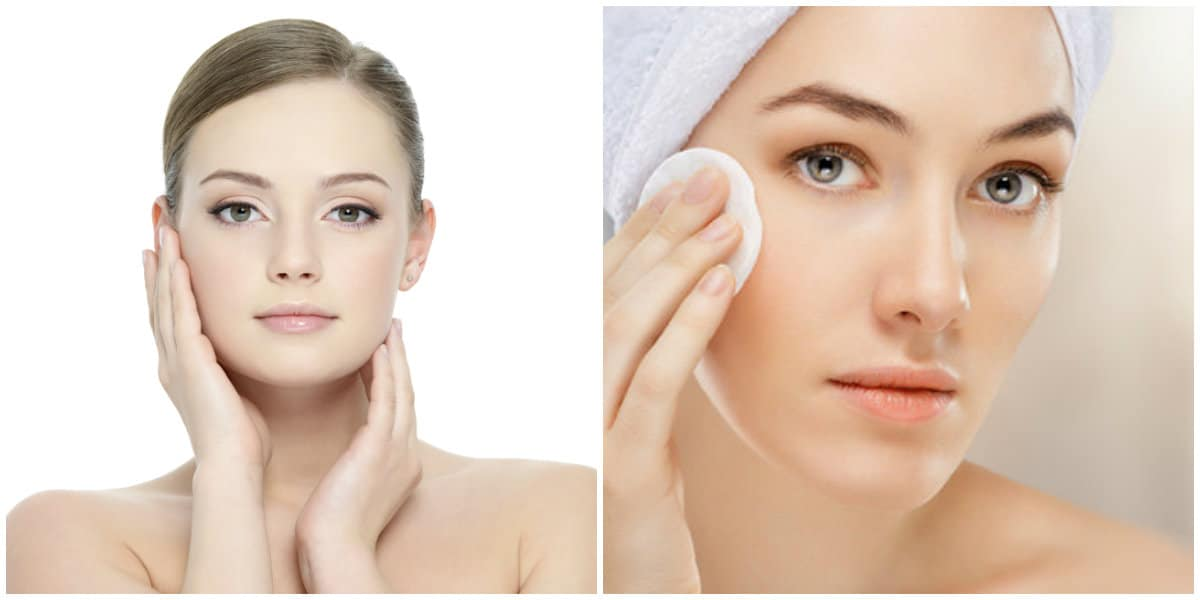 How to remove makeup: 3 steps of makeup removal procedure: skin
