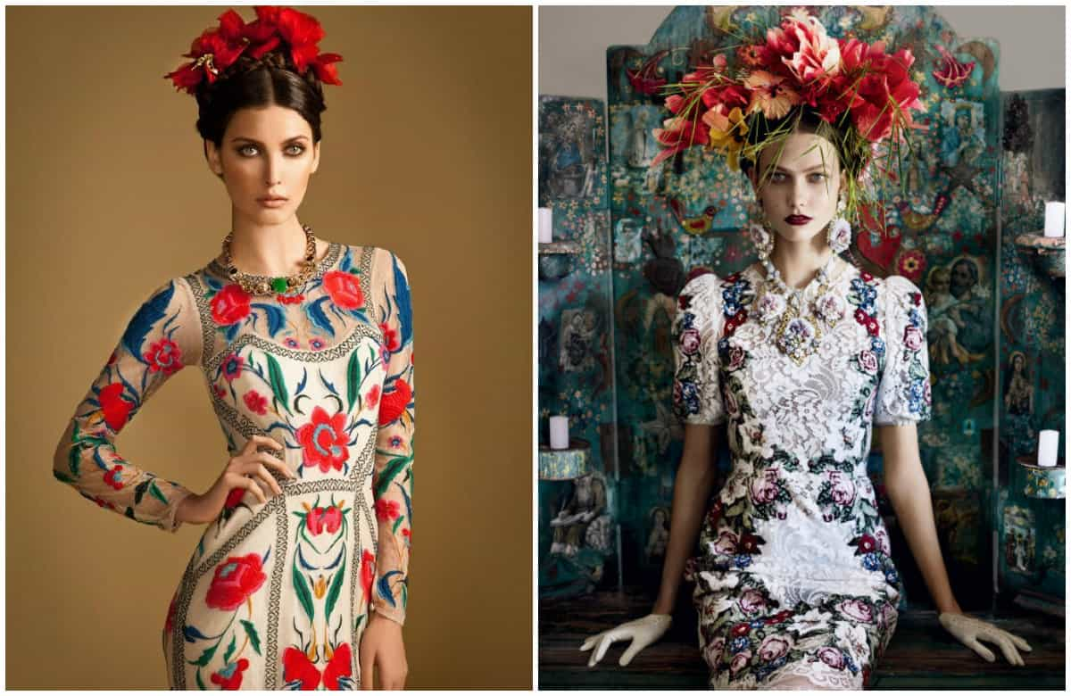 Frida Kahlo Clothing Style: Fashion: Models
