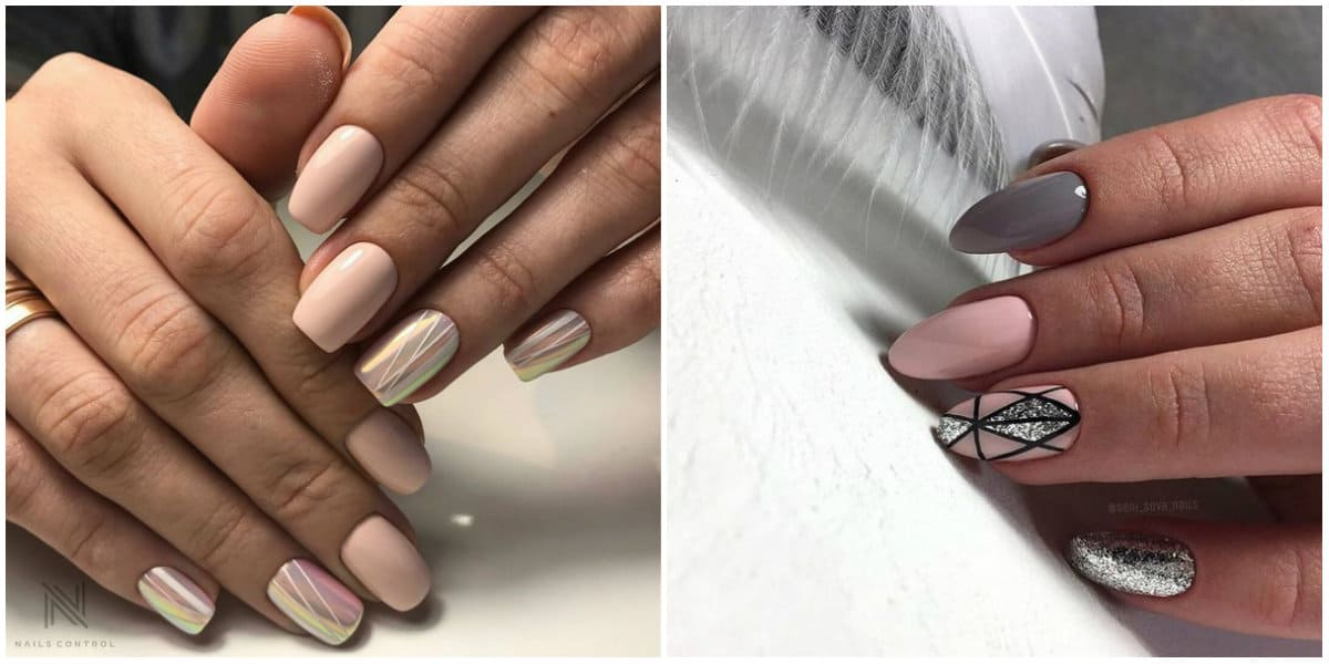 Nail Style 2020: Short nail art for awesome fashionistas