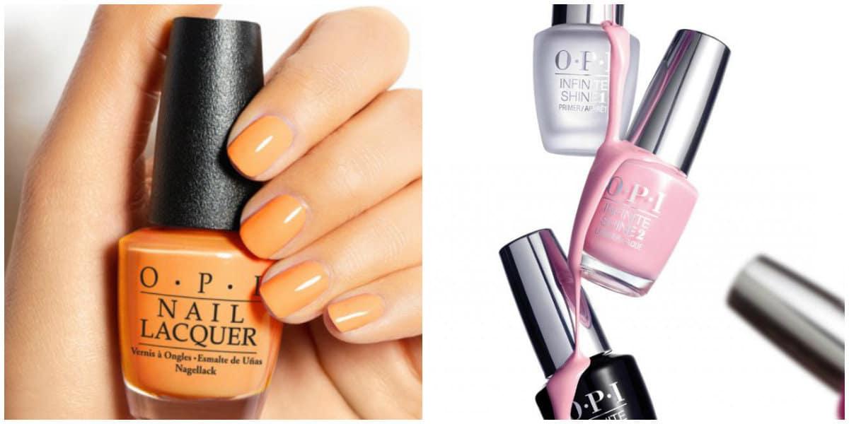 OPI Colors 2019: Nail Polish Colors: Color Splash