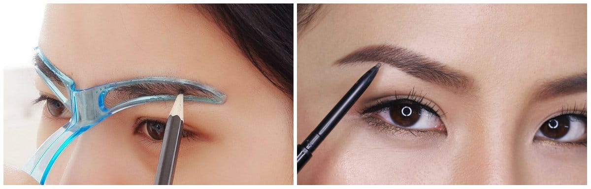Best eyebrow makeup: tricks and secrets