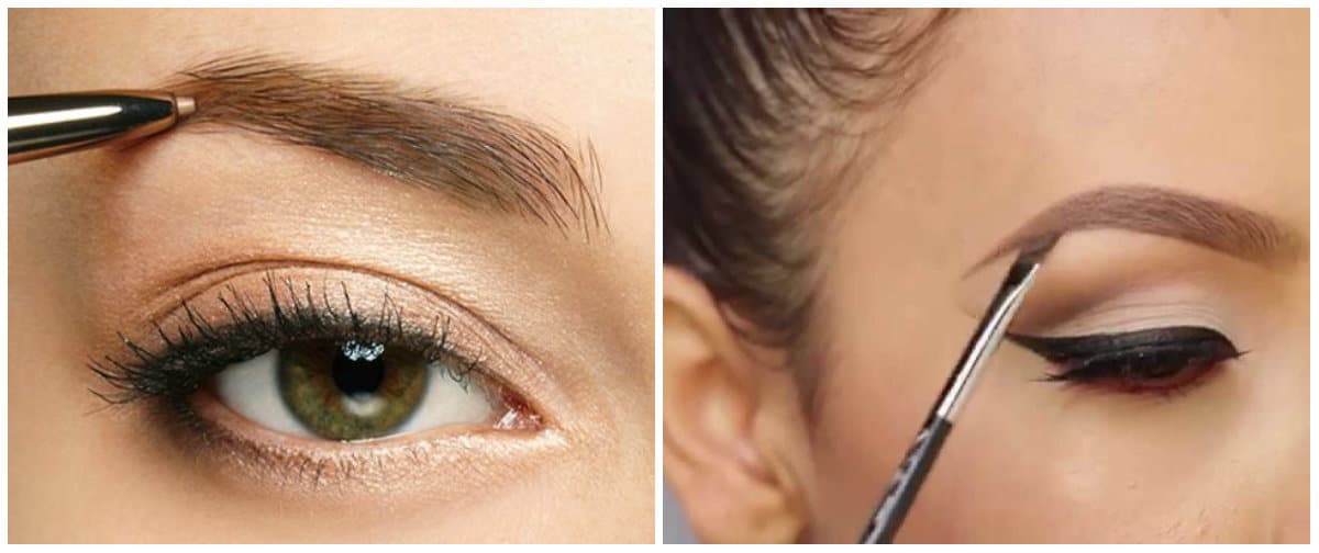 Best eyebrow makeup: Tricks and eyebrow care