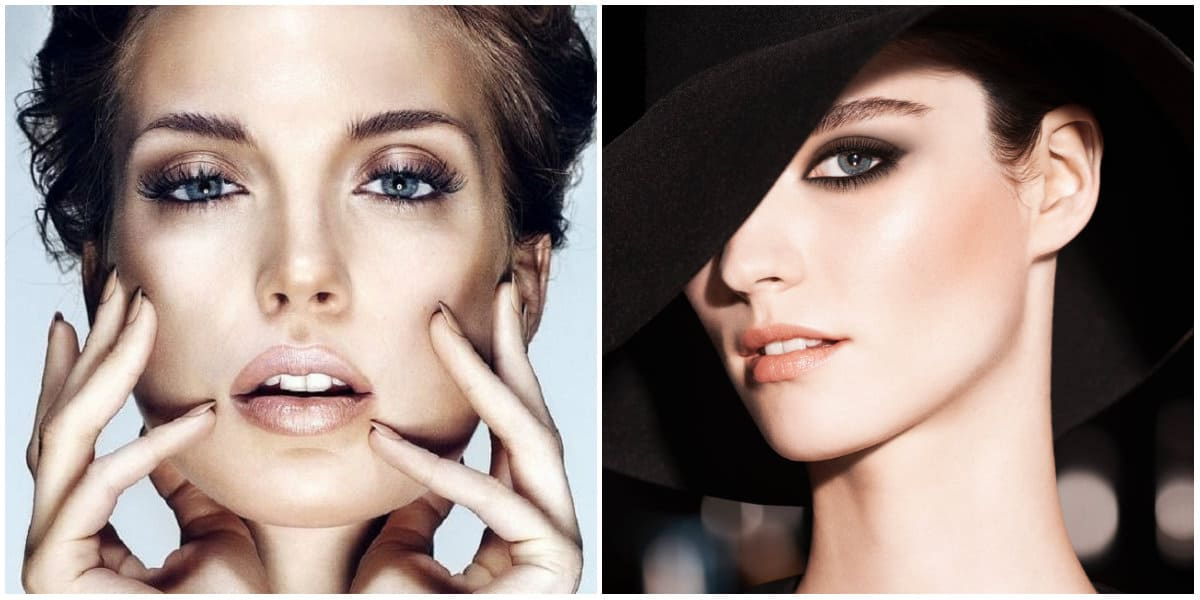 Eye Makeup 2019: Effective and impressive eye makeup