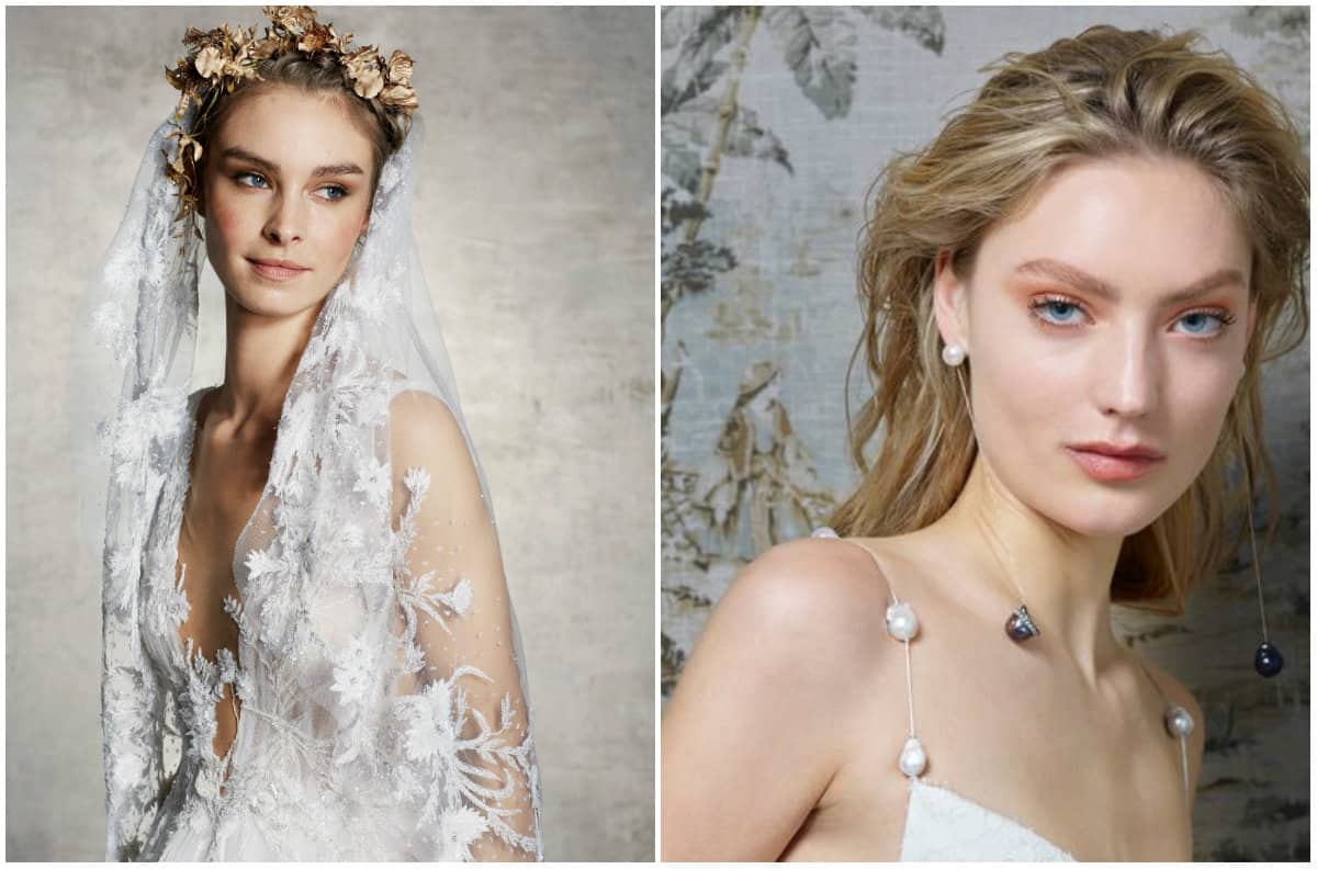 Fashion Makeup 2019: Bridal makeup
