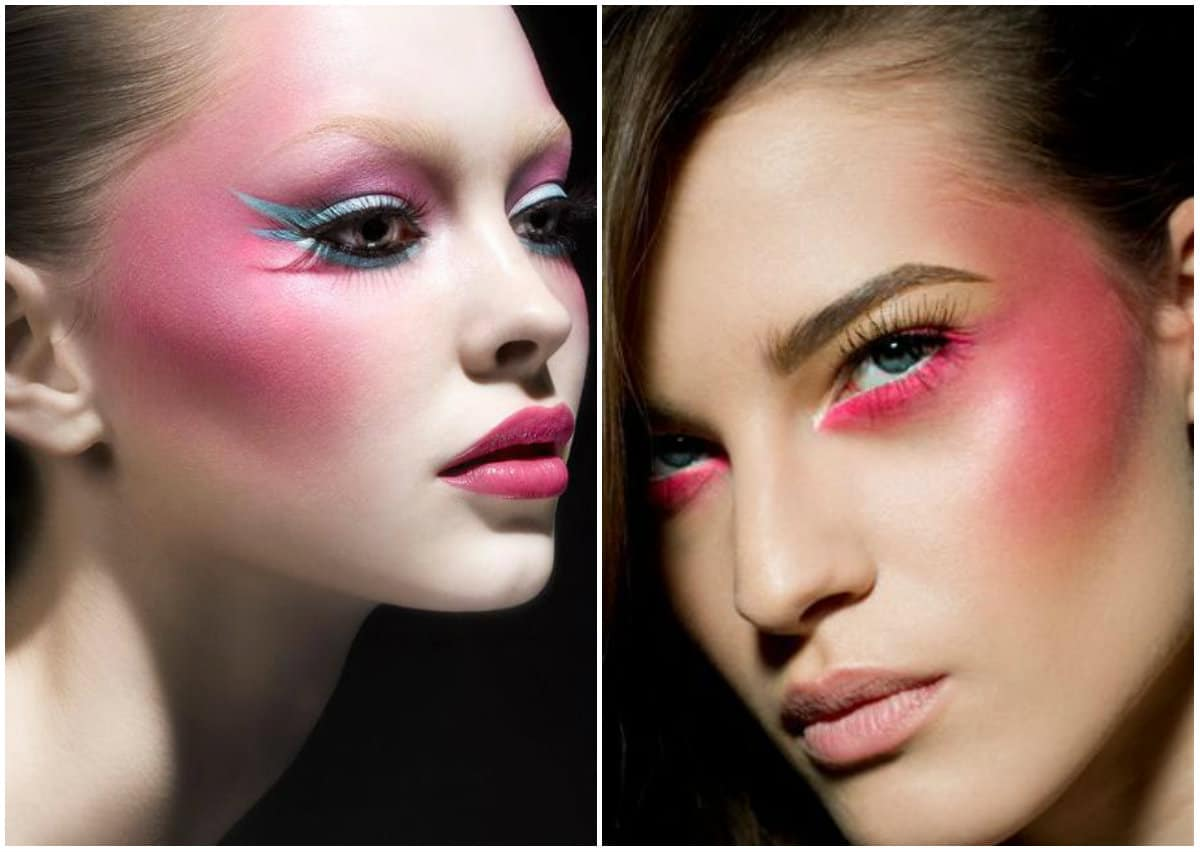 Fashion makeup 2019: Unique, trendy fashion makeup looks 2019