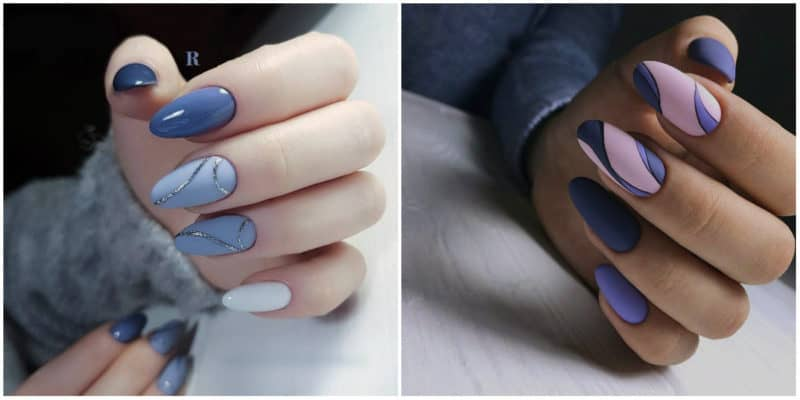 NAIL DESIGN 2019: Soft Nail Colors