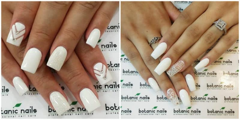 Wedding Nails 2019: Wedding Nail Design