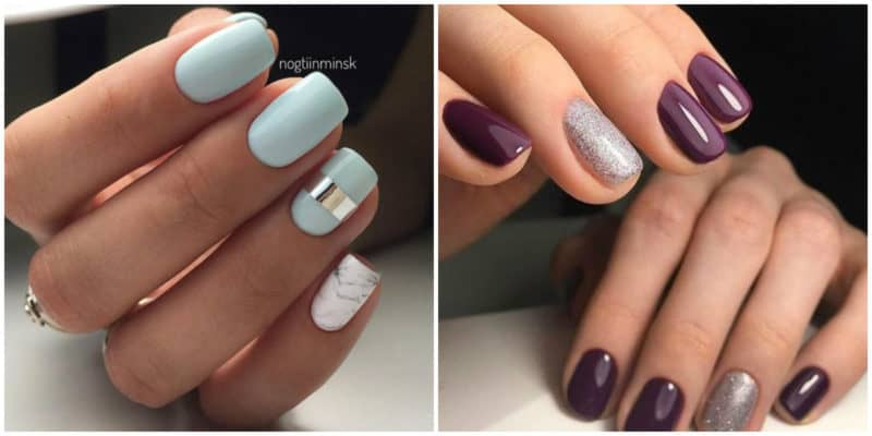 FINGERNAIL DESIGNS 2019: Nail Design in pastel shades