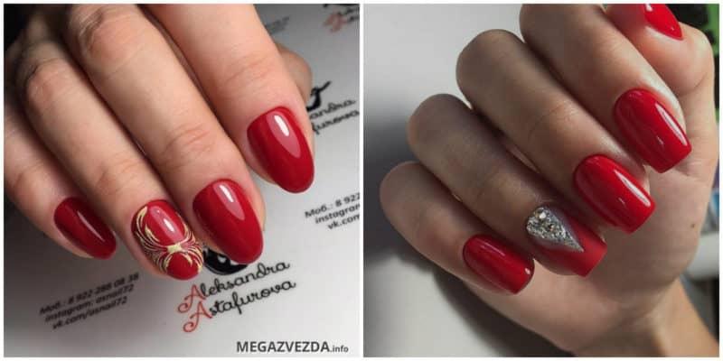Nail Polish 2019: Red Nail Polish