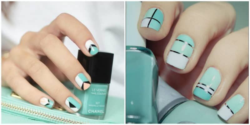 Nail Designs For Short Nails 2019 Trendy And Classy Nail Art Ideas