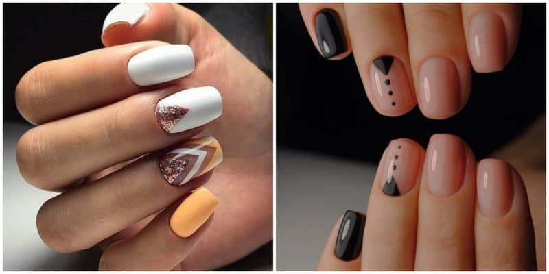 Top 4 Trendy Nail Designs for Short Nails 2020 (37 Photos ...