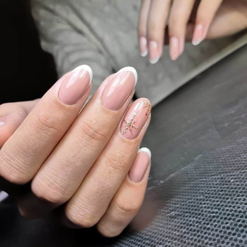 french-gel-nails-2021