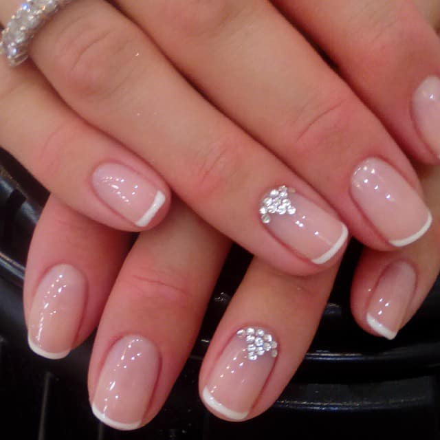 Top Tips to Get Awesome French Nails 2021 (45 Photos+Videos)