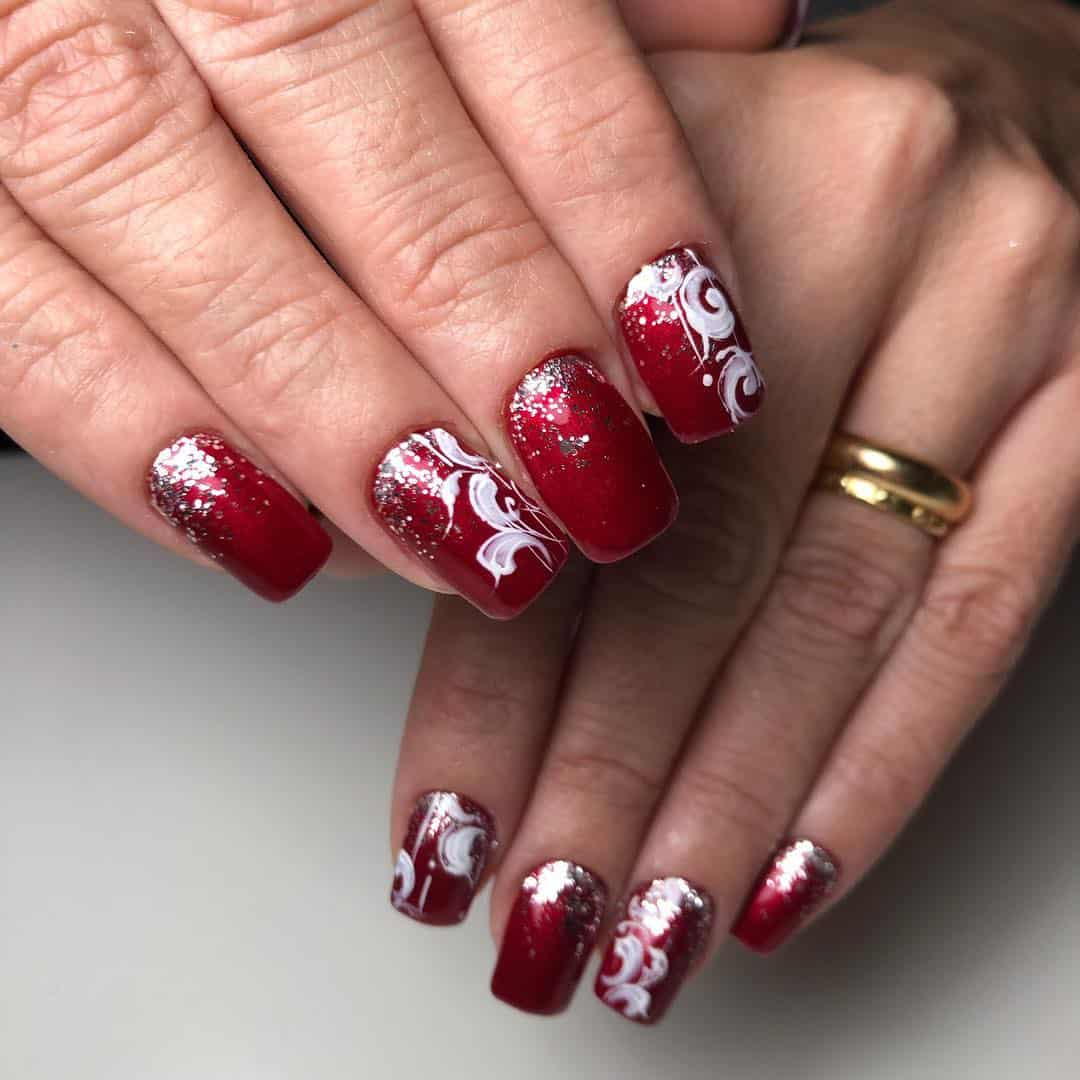 red-nails-ideas-2020