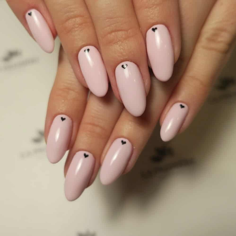 Pink nails 2021: Fashionable Pink Nails Design in 2021 (47 Photos+Videos)