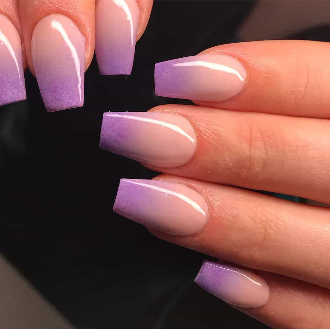 Ombre nails 2021