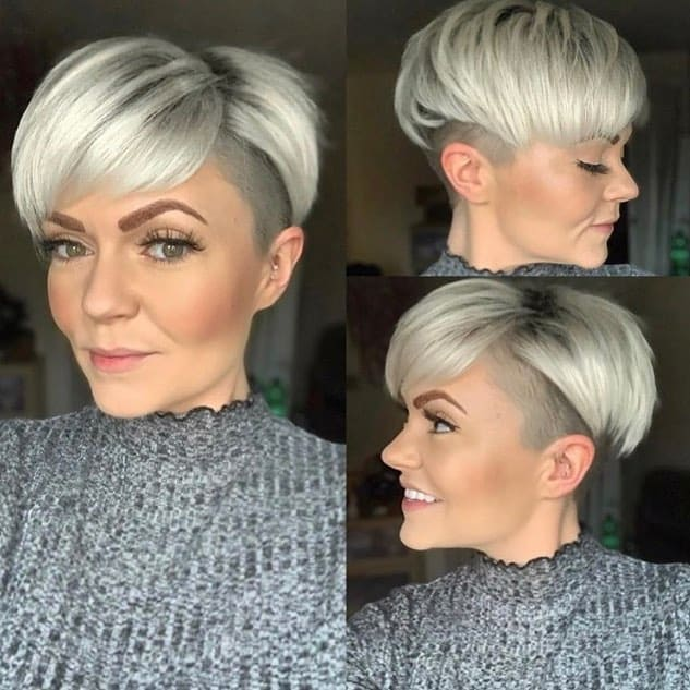 Short Hairstyles 2019 Hairstyles For Short Hair In 2019 Photo