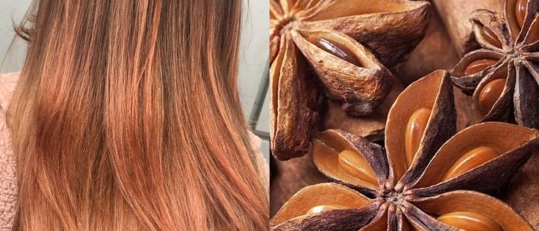 hair color 2019 trends cinnamon