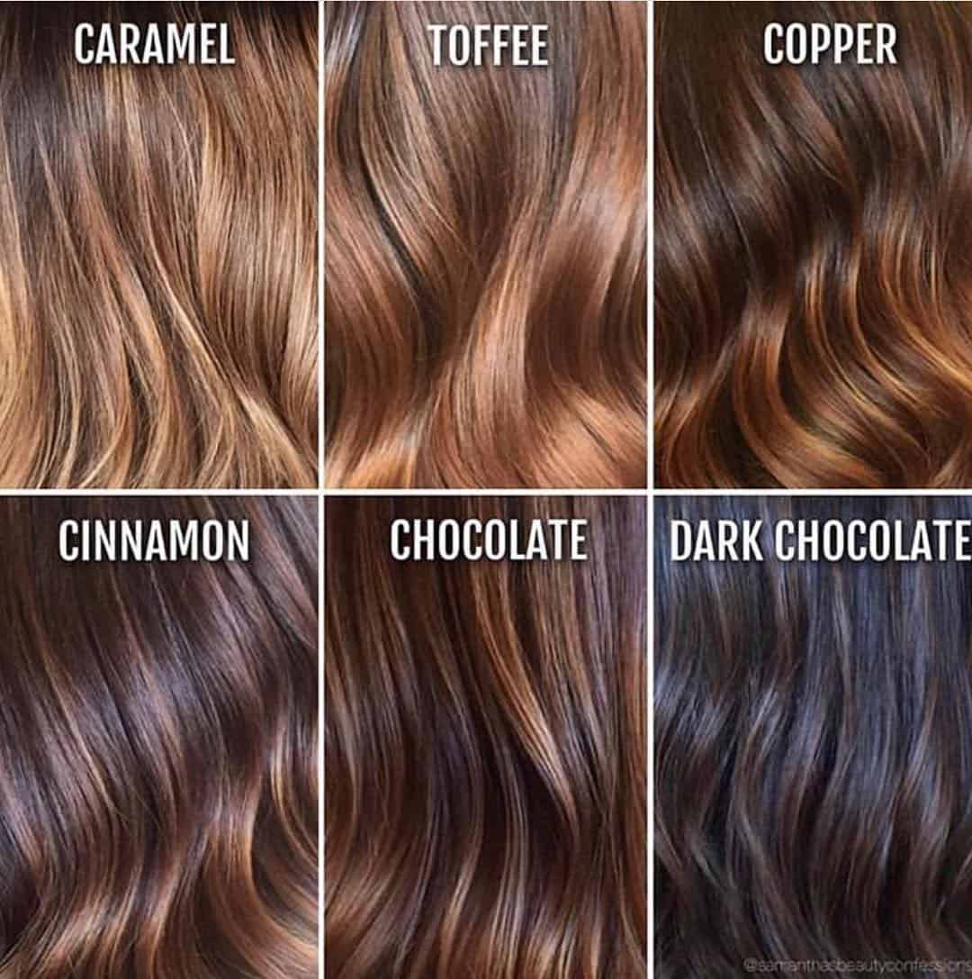 Hair Color Trends 2020.The Most Searched Top 7 Hair Color Trends 2020 45 Photos