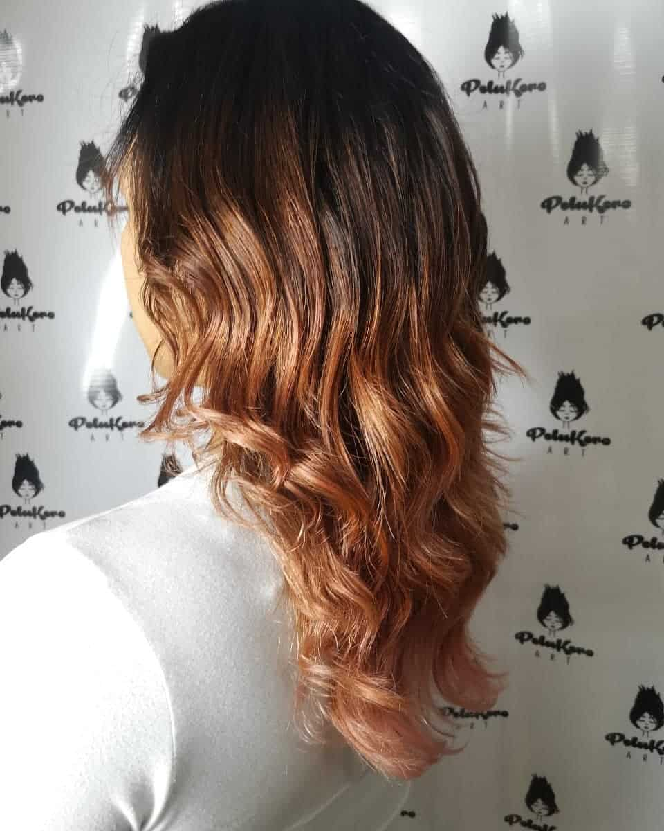 hair color trends 2020 ombre