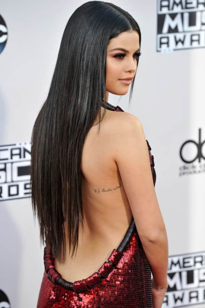 hair trends 2020 long straight