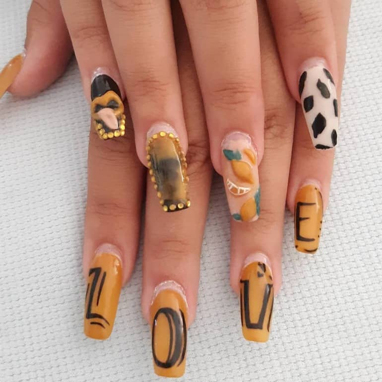 nail art ideas 2020