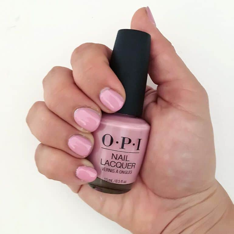 OPI new collection 2020 with pink