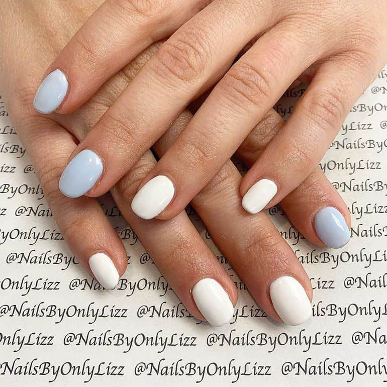 short-nails-design-2020